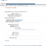 PayPal HostGator Transaction